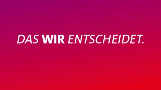 Bundestagswahlkampf 2013 - Claim der SPD  (Foto: SPD.de)