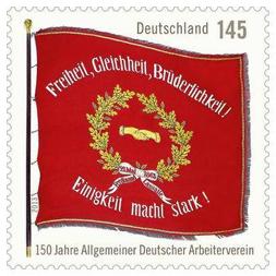 150_Jahre_SPD_Briefmarke
