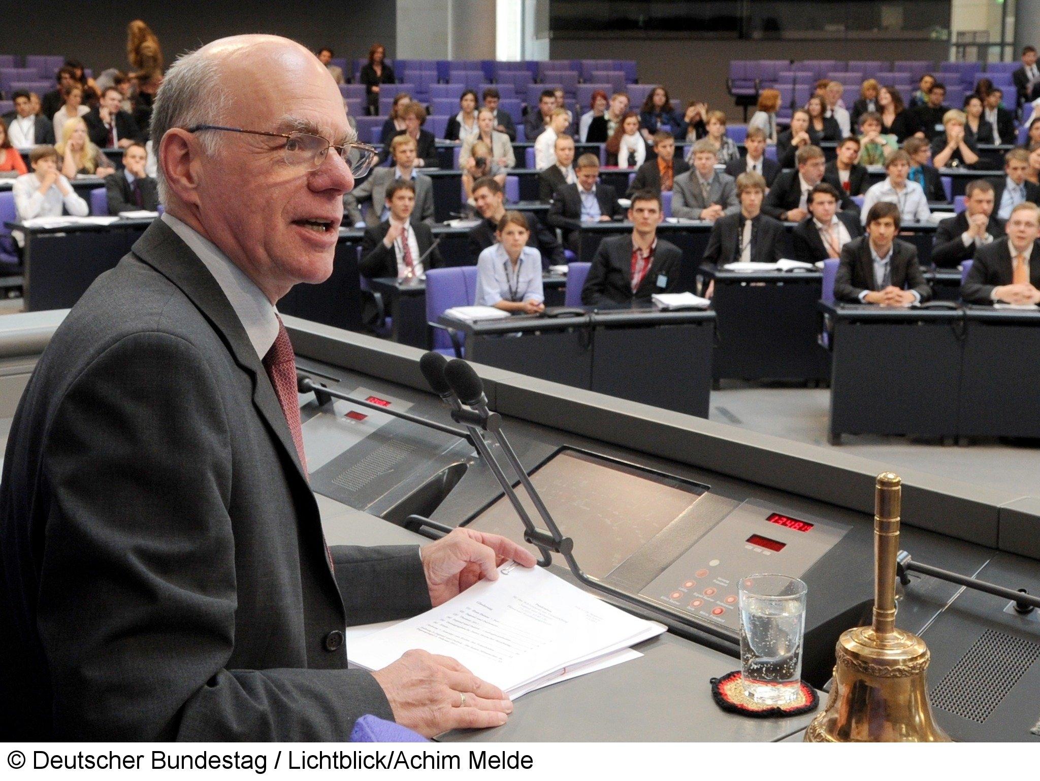 Deutscher Bundestag_Lichtblick_Achim Melde