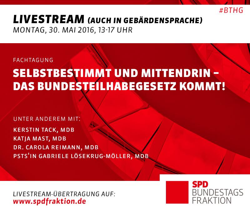 livestream_spdfraktion-de_bundesteilhabegesetz_30052016