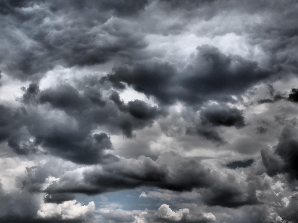unwetter wolke