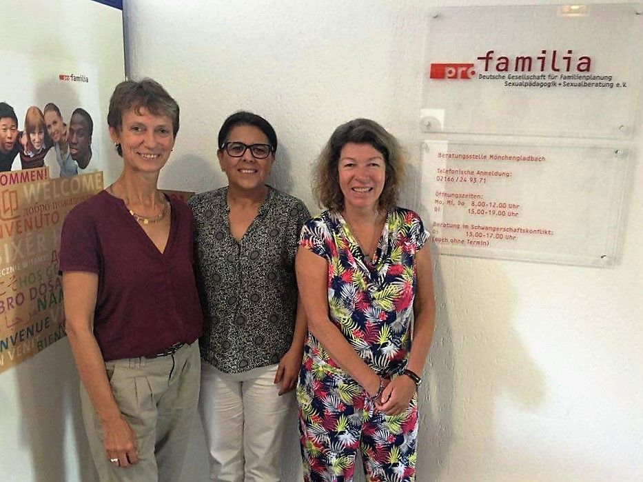 2016-07-19_ProFamilia_Treffen mit Frau Yüksel