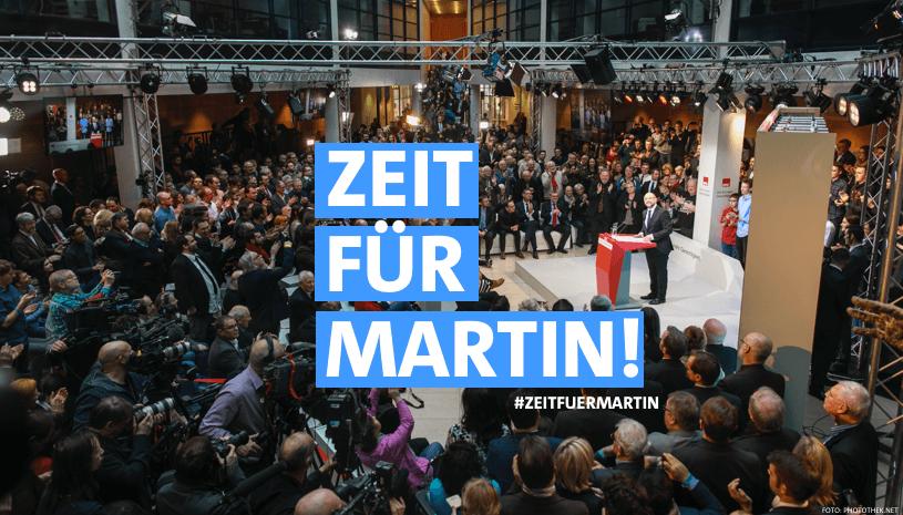 Zeit für Martin
