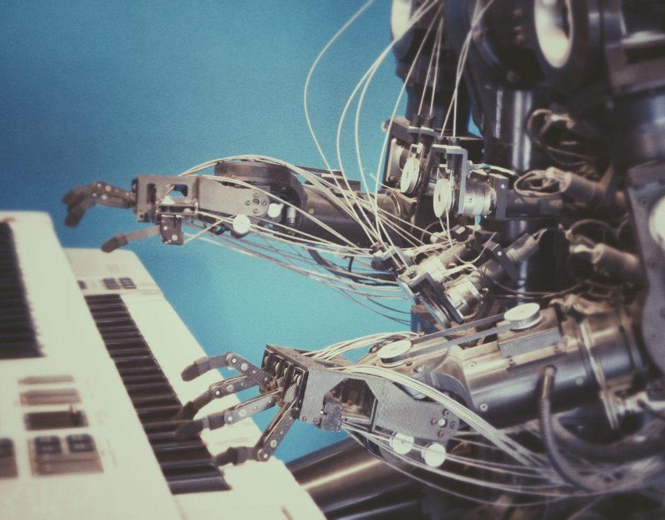 arbeit roboter